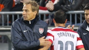 klinsmann and donovan